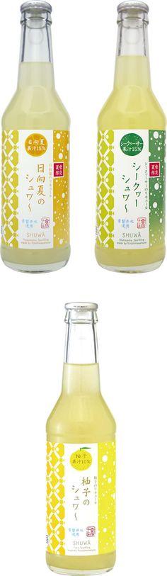 Shuwa packaging design