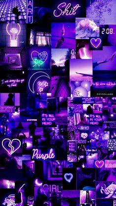 Purple Wallpaper Iphone Neon