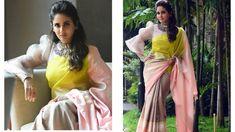 30+ Latest Trending Silk Saree Blouse Design
