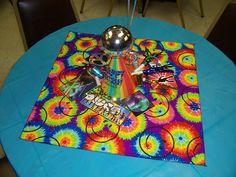 Disco Birthday Party