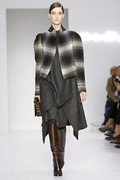 Salvatore Ferragamo Ready To Wear Fall Winter 2014 Milan - NOWFASHION