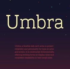 Umbra free font #freefonts #commercialfonts #scriptfonts #fontsfordesigners
