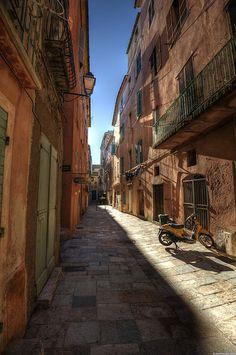 La Citadelle, Bastia - Corse (France) ♠| Flickr - Photo Sharing! What A Wonderful World, Porto Vecchio, Sardinia, France Travel, Wonders Of The World, Abandoned, Places To Go, Beautiful Places, Europe