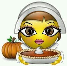 Thanksgiving Pie smile                                                                                                                                                     More