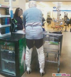 Funny Things You See At Walmart  (11)