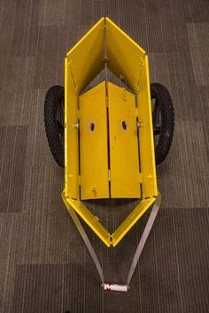 Image result for origami bike trailer