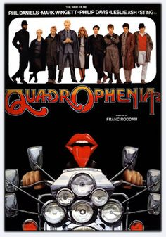 Quadrophenia    Submitted by The Love Gangster