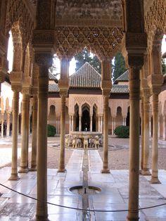 La Alhambra, #Granada España