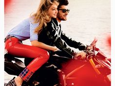 Gigi Hadid and Zayn Malik pose for a sexy photo shoot in May 2016 Vogue - click ahead for pics!