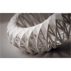 Architectural Drawing Patterns Paper folding by Sim Folding Architecture, Futuristic Architecture, Architecture Design, Parametric Architecture, Folding Structure, Paper Structure, Module Design, Origami Paper Art, Arch Model