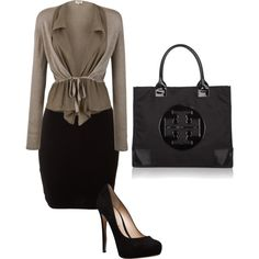 """""""Ofiice outfit"""" by ericka-m on Polyvore"""
