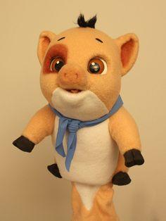 boy piglet puppet                                                       …