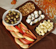 85 snacks to cut out processed foods.