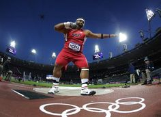 USA's Reese Hoffa claims first Olympic medal in shot put, wins bronze