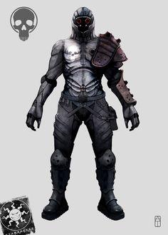 Riddick Concept 02 by torvenius on DeviantArt