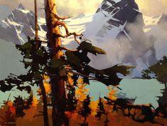 Kananaskis in Autumn by Michael O'Toole
