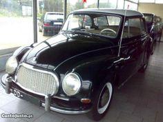 DKW 3=6 sonderklasse F93 - 1957 em Faro