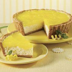 <3 Luscious Lemon Cheesecake For Spring. | Fab Food