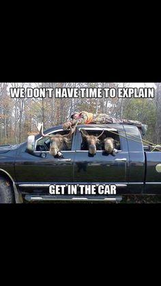 deer hunting season