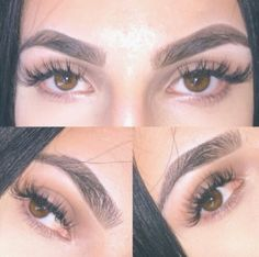eyebrows eyelashes extensions eyes brunette - May 19 2019 at How To Draw Eyelashes, Fake Lashes, Longer Eyelashes, Long Lashes, False Eyelashes, Artificial Eyelashes, Hair Curlers Rollers, Carnival, Beauty Secrets