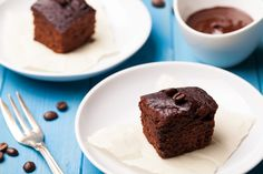 Csokis-kávés brownie - Recept | Femina Muffin, Sweets, Breakfast, Food, Cakes, Morning Coffee, Gummi Candy, Cake Makers, Candy