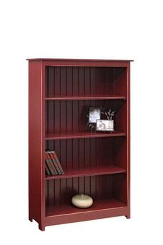 Rustic Pine Furniture Available at DutchCrafters. Rustic Pine Bookcase Amish made in Pennsylvania. Choice of stain, paint or distressed finish. Simple House, Shelves, Solid Pine Furniture, Pine Furniture, Cottage Style Furniture, Amish Furniture, Bookcase, Bookcases For Sale, Pine Bookcase