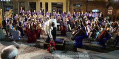 Orchestra Giovanile di Cardiff a Bastia Umbra (foto)