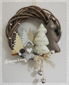 Christmas Sewing, Felt Christmas, Christmas Time, Christmas Wreaths, Christmas Crafts, Christmas Decorations, Xmas, Christmas Ornaments, Holiday