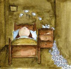 Pinzellades al món: És hora de dormir / Es hora de dormir / Time to sleep