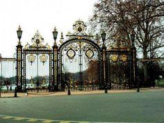 Lyon : Parc de la Tête d'Or