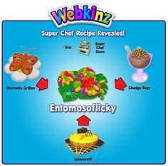Recipe revealed trippple hot chocolate webkinz recipes super chef recipe revealed entomosoflicky forumfinder Image collections