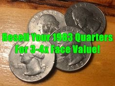 "Please watch: ""How Much Is A 1976 Bicentennial Kennedy Half Dollar Worth? Rare Coins Worth Money, Valuable Coins, Quarter Dollar, Coin Worth, Show Me The Money, Interesting Information, Old Coins, Money Matters, Coin Collecting"