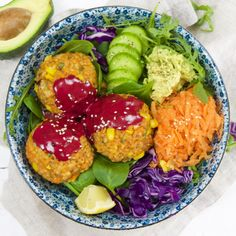 Sweet Potato Rice Balls with a soft cheeze filling… sounds delicious? Is delicious! If you're looking for whole-hearted meals for lunch and dinner, this recipe is one to add to the list. Sweet potatoes are my absolute favourites, not only because they taste amazing but especially because they are loaded with nutrients. Did you know...Read More »