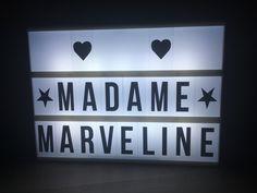 Ich hab den besten Mann ever!!! ❤ Er hat mich heute überrascht mit dieser Lichtbox ist die nicht wunderschön? Sie wird nun mein Nähreich verschönern. #madamemarveline #ichhabedenbestenmannderwelt💑 #Love #forever #husband #lichtbox #deko #nähzimmer #followme #licht #gemütlichkeit #freudeamschenken #geliebtwerden #glücklich