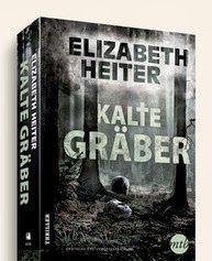 """""""Kalte Gräber"""" ist das Debüt der amerikanischen Autorin Elizabeth Heiter, die mit ihrem Werk eine großartige Geschichte geschrieben hat, die bewegt, fesselt und bis zum Schluss bestens unterhält."""