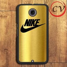Nike Gold Nexus 5,Nexus 6,Nexus 7 Case