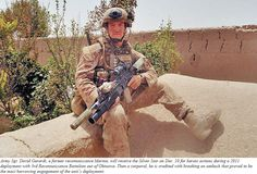 Silver Star for corporal who fended off ambush