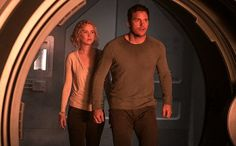 Jennifer Lawrence and Chris Pratt in Passengers Movie Trailer (VIDEO) | Gossip & Gab