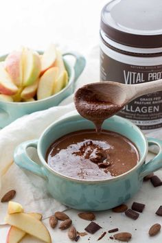 This post is sponsored by Vital Proteins, all opinions are my own. Creamy, easy, and oh so delicious, this homemade chocolate almond butter whips up in minutes, and is the creamy, chocolate-y nut butter my dreams are made of. Homemade Chocolate Almond Butter ©️️Eazy Peazy Mealz by http://EazyPeazyMealz.com Pin it to your Snacks board to SAVE it for later! Follow Eazy Peazy Mealz on Pinterest for more great tips, ideas and recipes! You guys, I love nut butters. Like, LOVE! I spread them