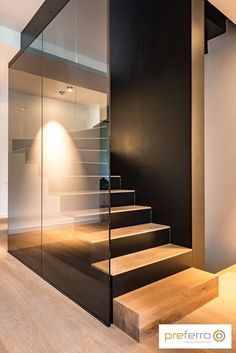 Modern Staircase Design Ideas - Modern stairways can be found in lots of design and styles that can be actual eye-catcher in the different location. We have actually compiled finest 10 modern versions of stairways that can provide. Modern Staircase, Staircase Design, Staircase Ideas, Modern Stairs Design, Accent Lighting, Exterior Lighting, Strip Lighting, Stairway Lighting, Wall Lighting
