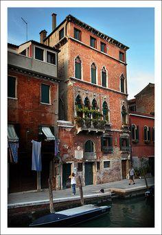 House of Tintoretto, (Italian Painter Jacopo Comin  1518 – 1594)  Venice, Italy Copyright: Piotr Fagasiewicz