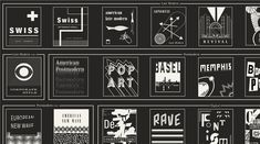 Graphic Design Through Centuries | A Fantastic Chart