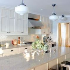 London Grey Countertop In The Kitchen This Is Gorgeous Kashmir White Granite River
