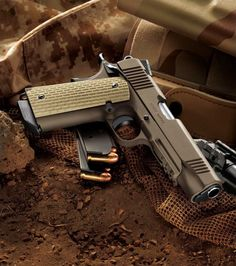 Kimber Desert Warrior in 45ACP