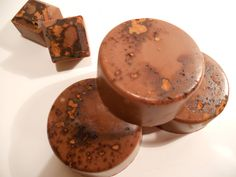 Organic Cocoa Soap High Antioxidant will Nurture by vintagehouse1, $5.50