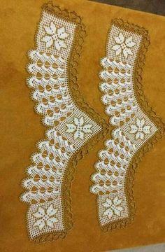 Crochet Boarders, Crochet Edging Patterns, Crochet Squares, Crochet Motif, Crochet Designs, Crochet Doilies, Crochet Lace, Filet Crochet, Irish Crochet