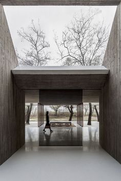 The Nature of Meditation: Tangshan's Buddhist Shrine by archstudio | Yatzer