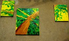 Space for Thought by JKsART on Etsy, $55.00