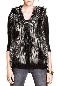 Faux Fur Silk Inside Hidden Button V-Neck Vest  #bhalo #beautifulhalo #fashion #michaelkors #h&m #outfit #dress #boots #jacket #denim #pants #jeans #sweater #sneakers #adidas #converse #prada #coat #bag #velvet #beanie #ugg #kimono #Chanel #GianvitoRossi #vintage #women's #clothing #fashion #women #female #woman #misses #Romper #Originals #mini #skirt #hoodie #shirt