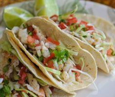 fishtaco #recipes Healthy #diet meals #low calorie recipes